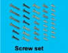 Screw set - Schraubensortiment