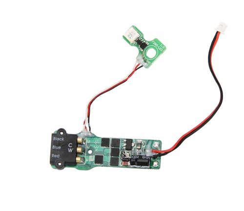 AIBAO-Z-14 Brushless ESC (CW&Blaue LED)
