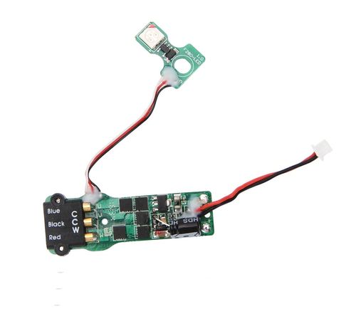 AIBAO-Z-15 Brushless ESC (CCW&Rote LED)