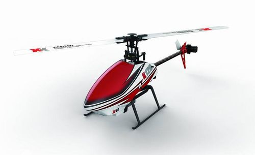 K120 6 Channel 3D6G Flybarless Helicopter RTF - customer returns